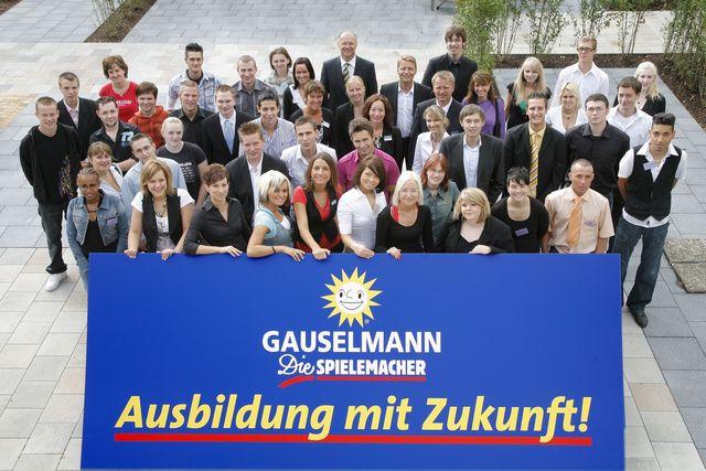 Gauselmann Ausbildung