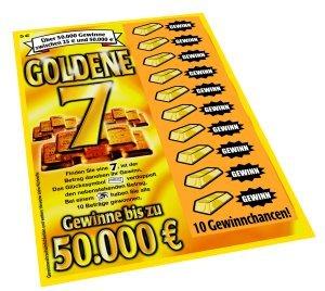 Rubbellos Lotto Bayern