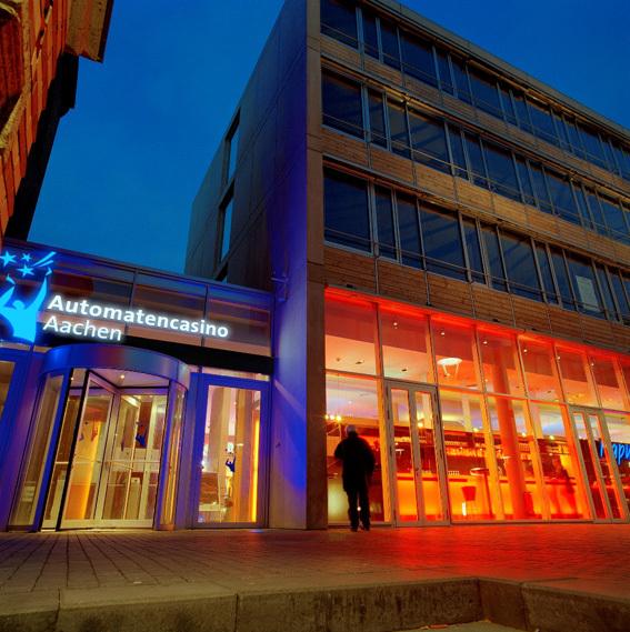 Casino Aachen Г¶ffnungszeiten