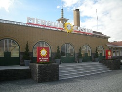 A new Merkur Casino has also moved into the restored Flora building in Boskoop (Holland).