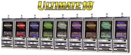 Ultimate™ 10 Multi-Game Mixes A-H