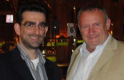 Dr. G. (3) und Gerd Wandel