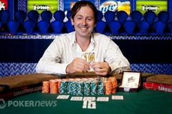 Arkadiy Tsinis (Bildquelle: PokerNews.com)
