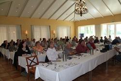 Die Besucher der Technik-Tour lauschten gespannt den Ausführungen der Referenten.