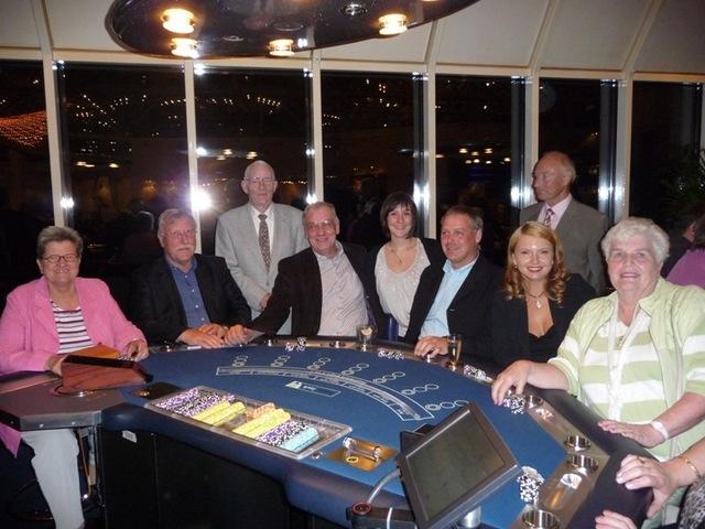 Kleiderordnung Casino Hohensyburg