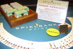 Immer wieder interessante und abwechslungsreiche Turnierformate in der Spielbank Mainz