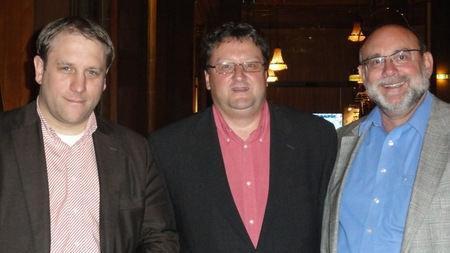 Daniel Matissek (3) – Dieter Christmann (1) – Thomas Pauly (2)