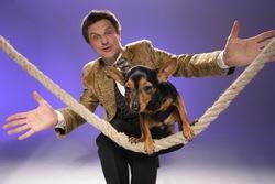"""Leonid Beljakow präsentiert seine tierisch lustige """"Comedy Dog Show"""""""