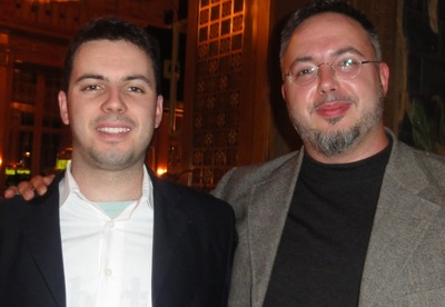 David Joseph Crowley (3) und Igor Bacic (1)