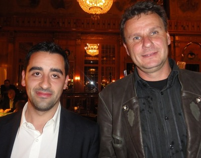 Michael Montano (2)  und Holger König (1)