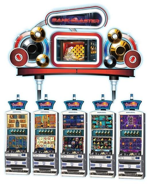 Встретятся Автомат Игровой Super Gaminator V какому-то