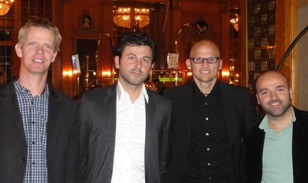Ralf Werner (2) – Simon Kivroglou (1) – Helmuth Wachtendorf (4) – Ayhan Selvi (3)