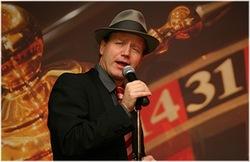 "Hommage an einen ganz Großen: Roger Pabst begeistert mit ""The Frank Sinatra Show"" am 12. November im Casino Hohensyburg. (Foto: Peter Jesche Shows & Konzerte)"