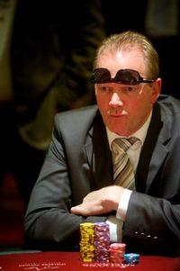 Pokerprofi Marcel Luske beim Finale der BSPT 2011 in der Spielbank Potsdam. (Foto: Spielbank Potsdam)