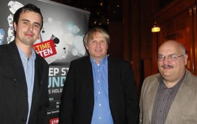 Michael Ende (2) – Daniel Endrikat (1) – Harald Jaeger (3)