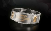 Winner-Bracelet im Wert von 9.500 Euro  Casino Jewelry by Veit