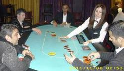 Action am Final-Table
