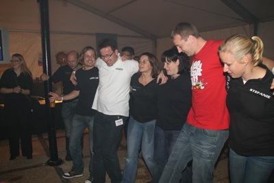 Party-Stimmung PUR – die Finalparty war ein voller Erfolg