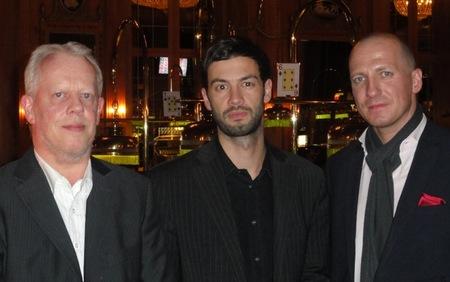 Klaus Jostmeier (1) – Tim Niefer (3) – Marcus Barten (2)