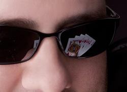 Gute Aussichten für Pokerfans – Casino Berlin bietet ab sofort ein attraktives Poker-Programm (Foto: fotolia)