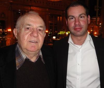 Albert Ushky (5) und Julian Märgner (1)