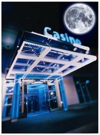 Wenn der Vollmond überm Casino Bad Oeynhausen leuchtet, erwartet die Gäste ein ganz besonderes Programm.