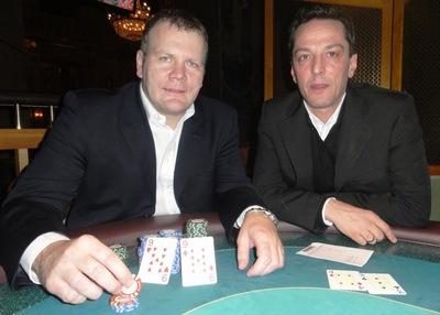 Andreas W. (1) und der Zweitplatzierte
