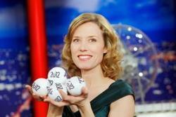 Foto: Alexander P.Englert - Lotto-Fee Franziska Reichenbacher