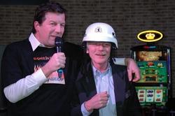 Geschäftsführer Tim Wittenbecher und Bernhard Eber