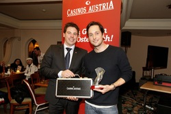 Casinos Austria Pokermanager Stefan Gollubits und Markus Larsson