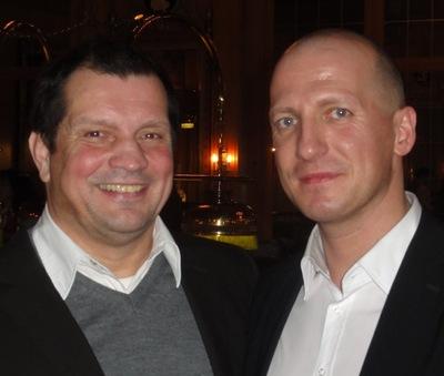 Wolfgang Werft (3) und Marcus Barthen (1)