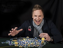 Pokerass Johan Brolenius (Foto: Casinos Austria)