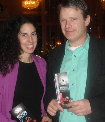 Nancy Steininger (5) und Markus Rietbrock (1)