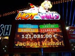 Einfach närrisch: der Jackpot-Gewinn eines Brandenburger Karnevalisten. (Foto: WestSpiel)