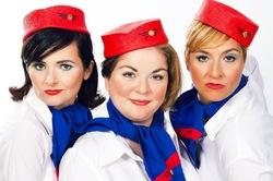 Babette, Jeanette und Raclette heben wieder ab! (Foto: Musiktheater Graz)