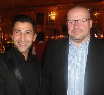 Paco Kaplan (2) und Daniel Lange (1)