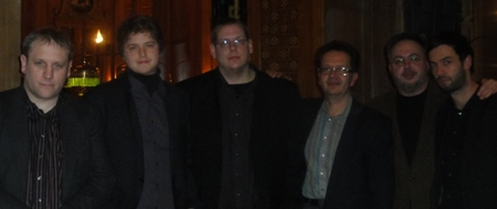 Daniel Matissek – Steven Mendetzki – Maximiliam Schröder – Andreas Kleber – Igor Bagic – Tim Nieder
