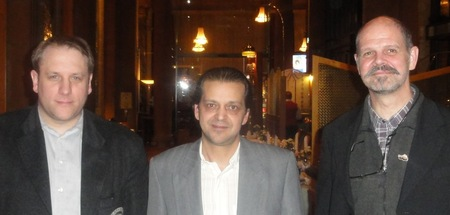 Daniel Matissek (3) – Giovanni Porcello (1) – Lothar Sieckenius (2)