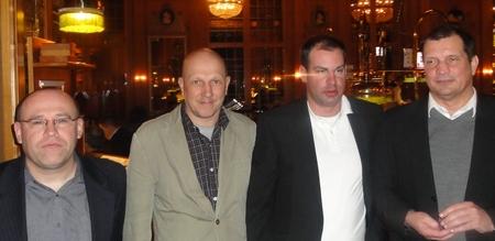 Bruno Skosples (1) – Johannes Pauls (4) – Julian Märgner (1) – Wolfgang Werft (3)