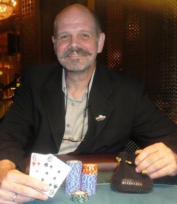 Der glückliche Sieger Lothar Sieckenius