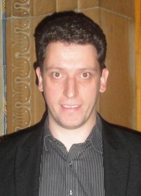 Der Zweitplatzierte Peter Larem