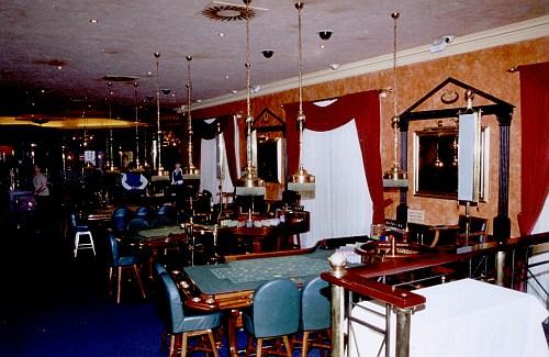 21 blackjack game