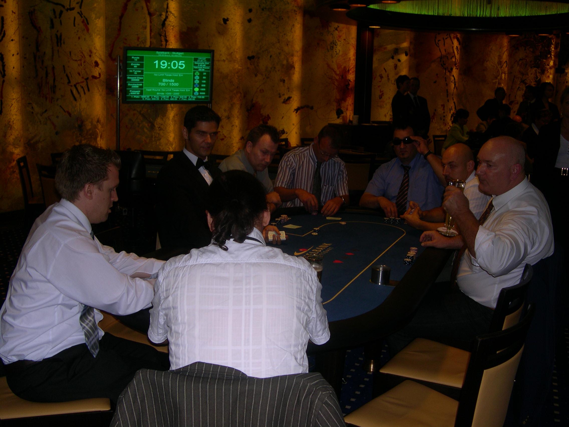 Pokerturniere Stuttgart