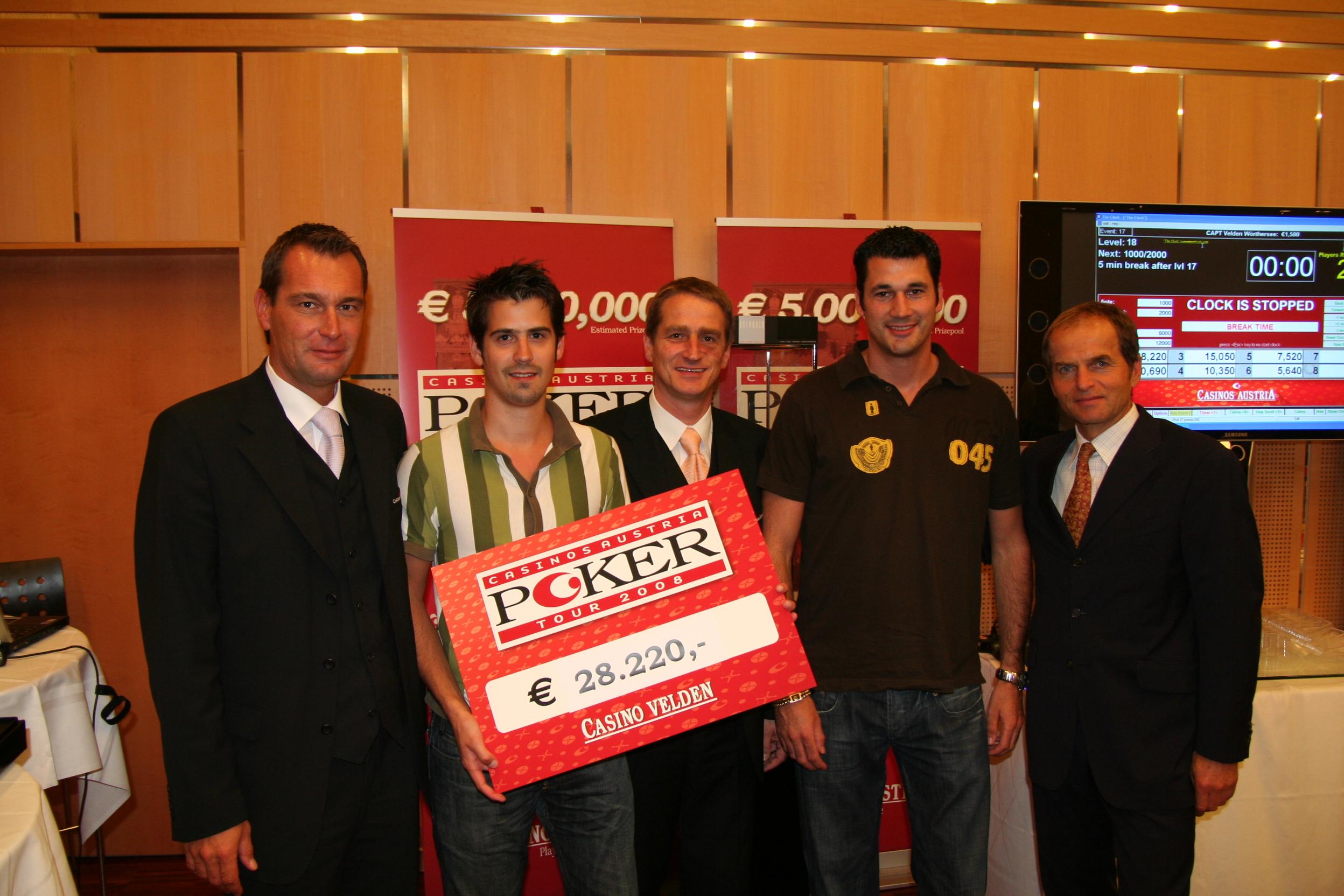 Casino Austria Poker Tour