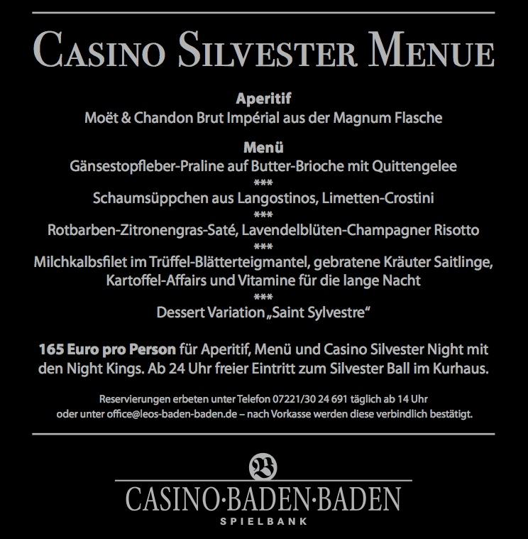 silvester im casino baden
