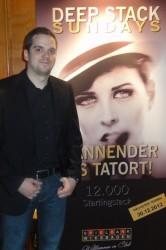 Der Turniersieger Tobias Retter
