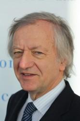 Arnulf von Arnim, künstlerischer Leiter des Wettbewerbs.
