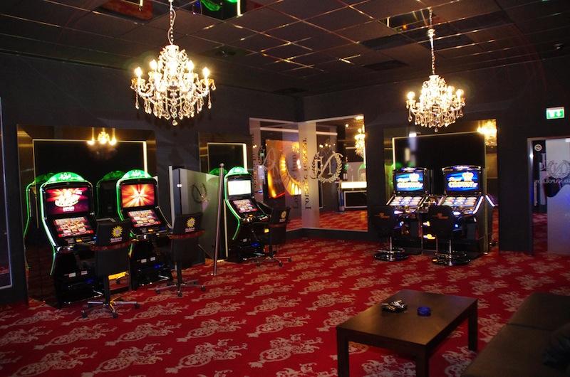 Casino Einrichtung
