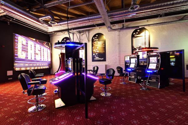 Casino Royal Kleve
