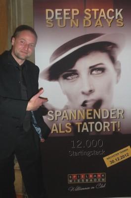 Der Sieger Sebastian Soltys